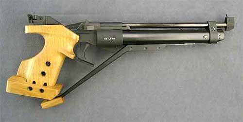 Homemade Experimental Firearm Designs
